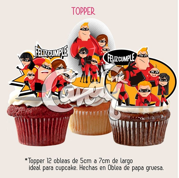 toppers-obleas topcreibles