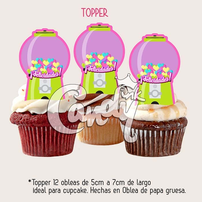 toppers-obleas topcandy