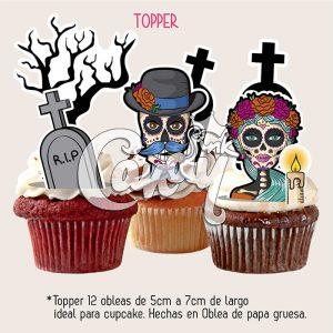 topper_cupcakes_dia_de_muertos